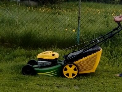 koszenie trawników warszawa